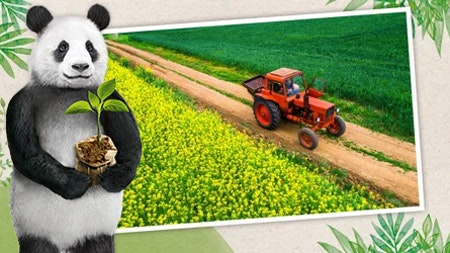 EDEKA-Produkte mit dem WWF-Panda