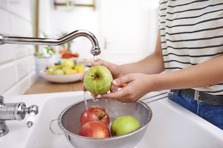Äpfel einkochen Schritt für Schritt