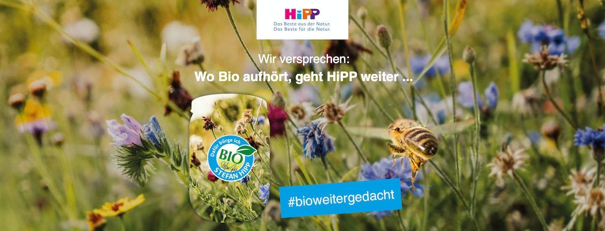 HiPP bioweitergedacht