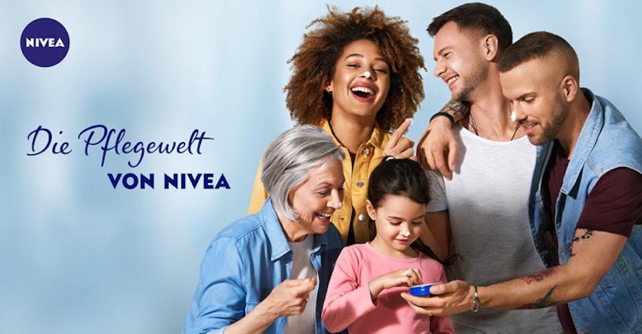 Pflegewelt NIVEA