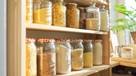 Tipps für eine optimal gefüllte Speisekammer