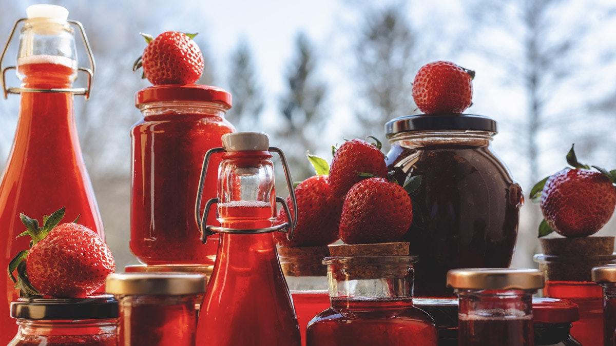 Erdbeeren marinieren: Raffinierte Ideen