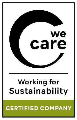 We Care Seal