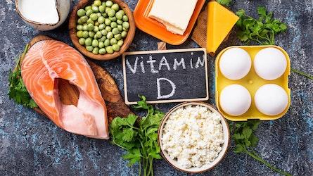 Vitamin-D-Lebensmittel
