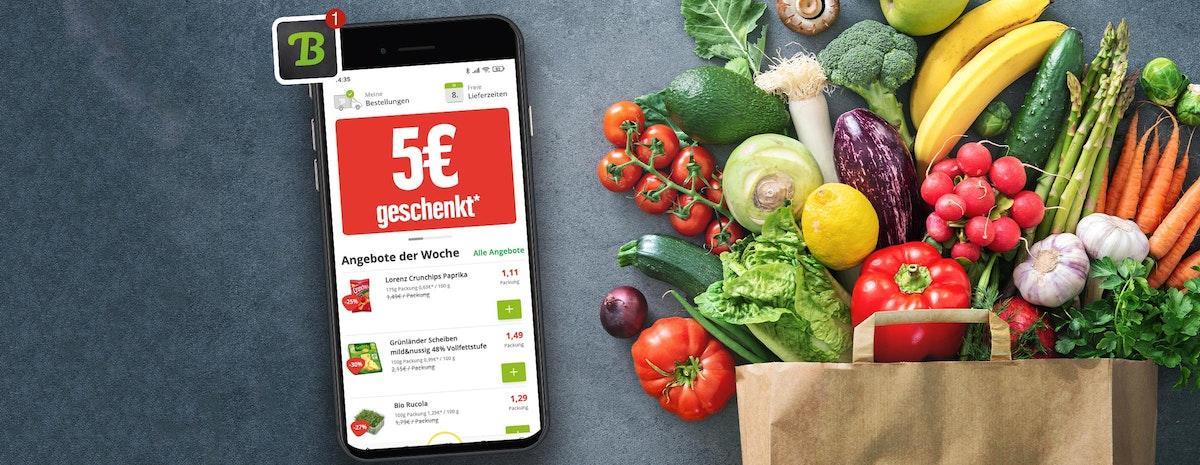 App 5€ sparen