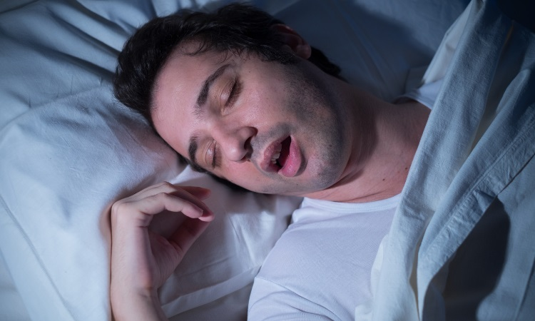 Samadian Cosmetic & Advanced Dentistry Blog | Why do I snore and how do I stop?
