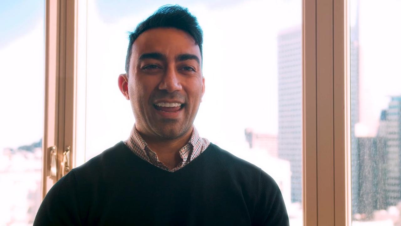 Smile makeover testimonial in San Francisco