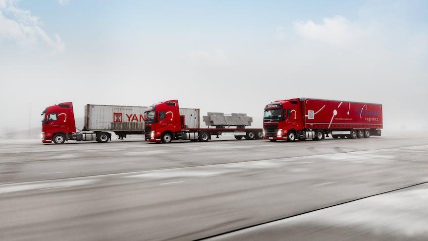 Dilissen Logistics implementeert Verizon Connect Reveal voor realtime locaties van 95 trailers