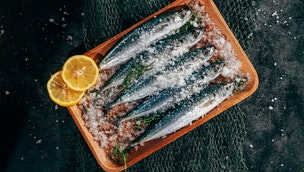 Image of fish that is good for health