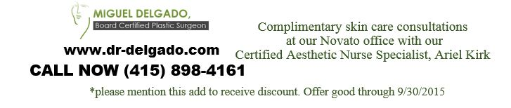 Complimentary Skin Care Consultation