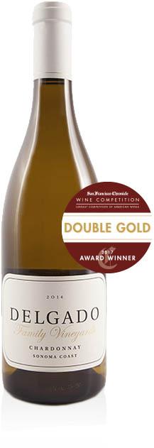 Delgado Family Vineyards Chardonnay