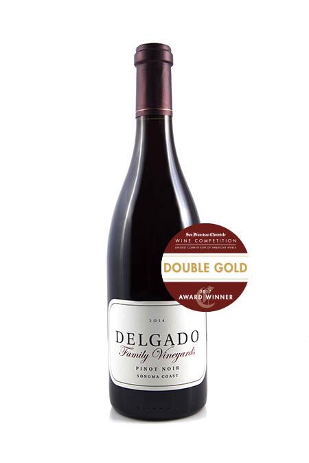 Delgado Family Wine Pinot Noir