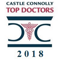 Castle Connolly Top Regional Doctor 2015-2018