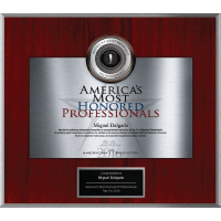 America's Most Honored Professionals 2016-2018