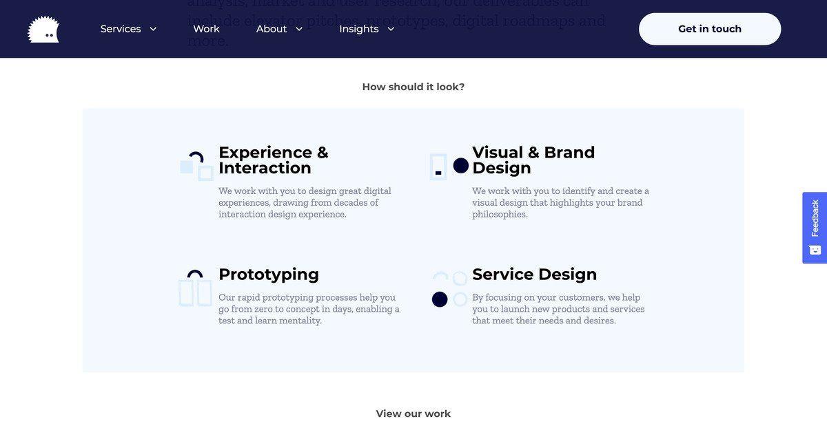 hedgehog website