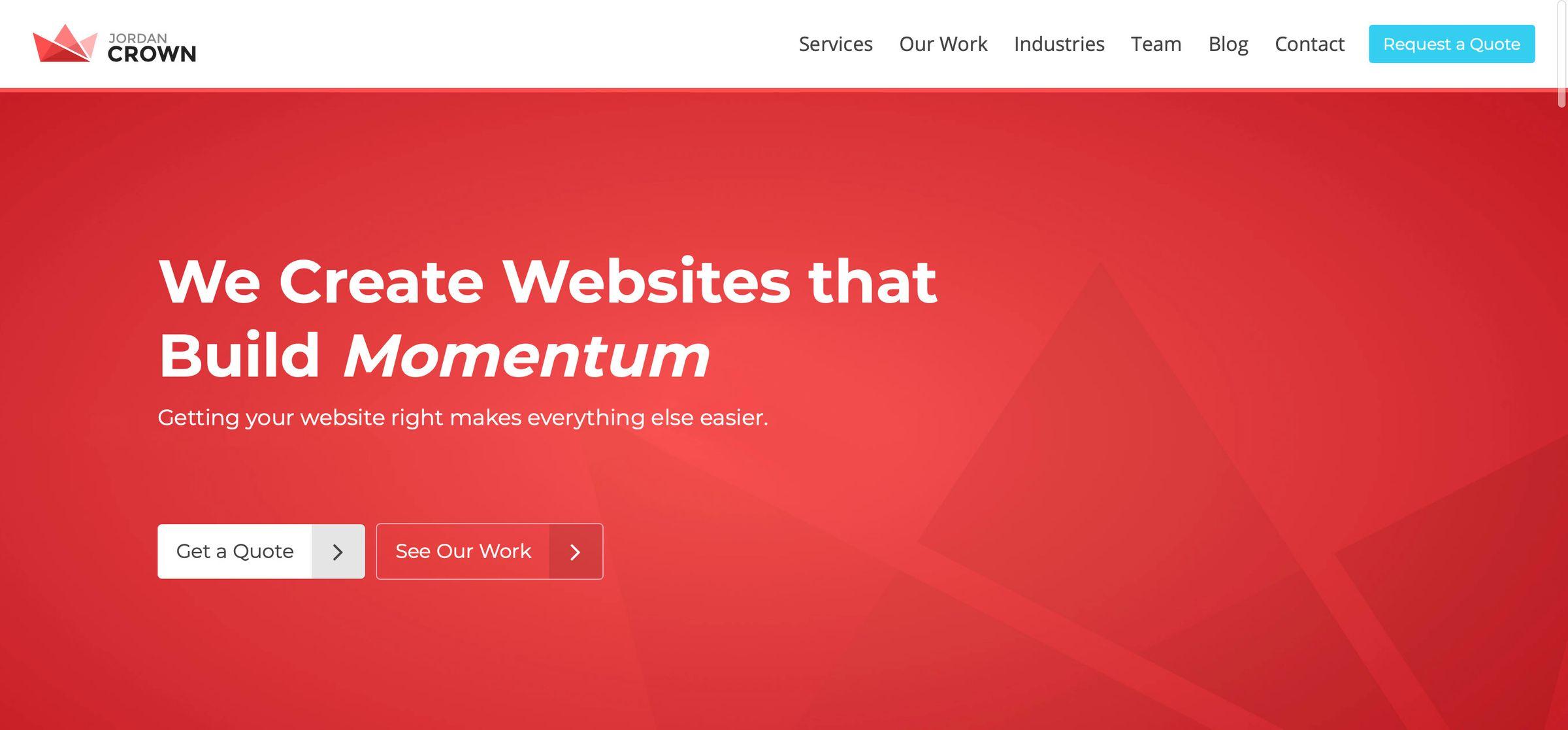 Jordan Crown Web Agency