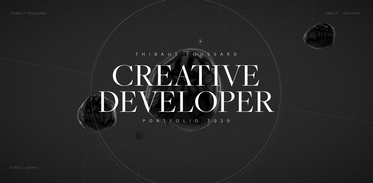 Web Developer Portfolios - Characteristic Traits and Mind-Blowing Examples