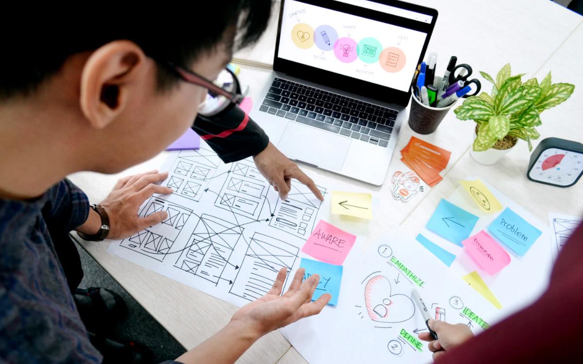 indonesian ux designer