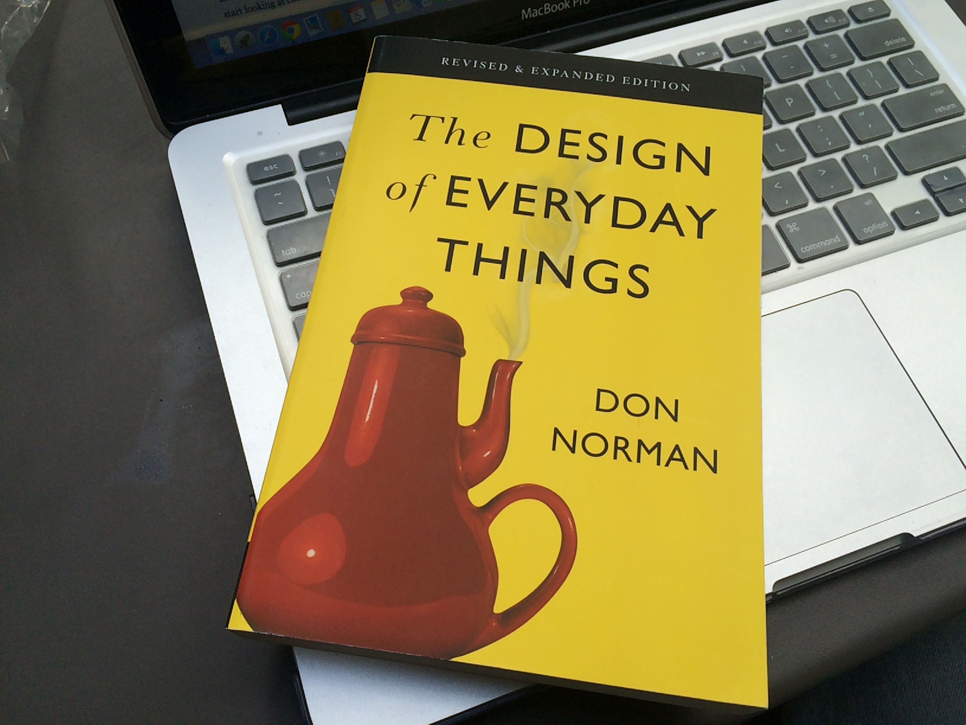 The Design of Everyday Things by Don Norman