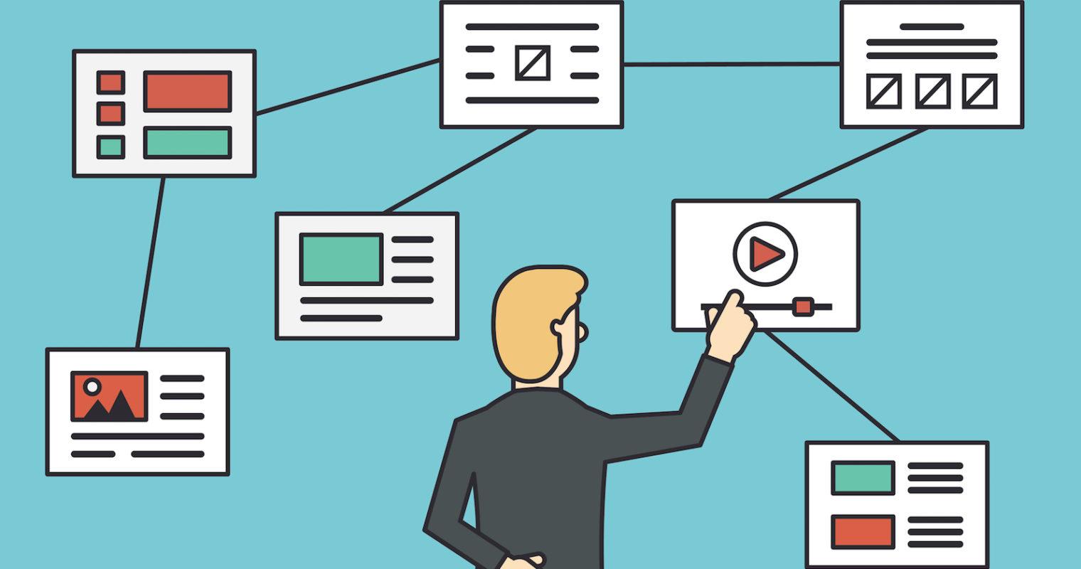 Information Architecture Thumbnail