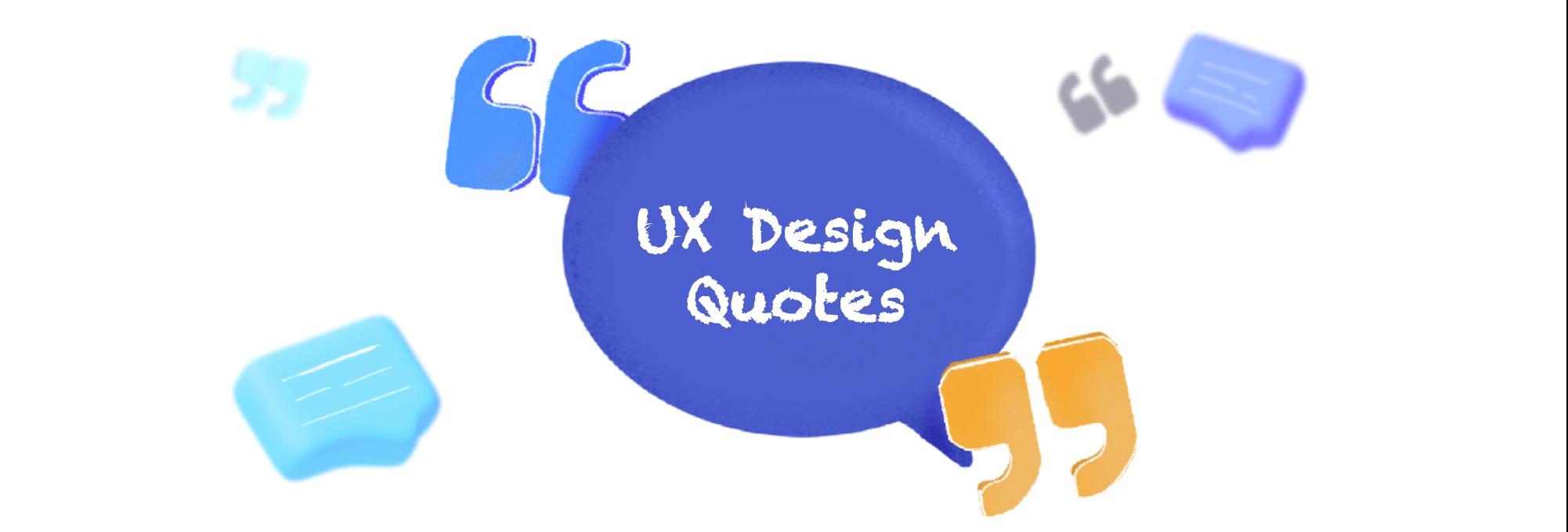 ux design quotes cover