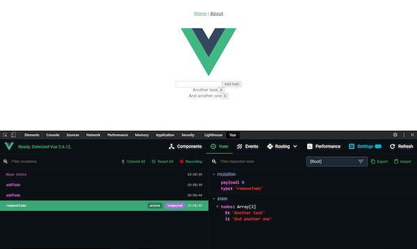 VueJS TODO App Example