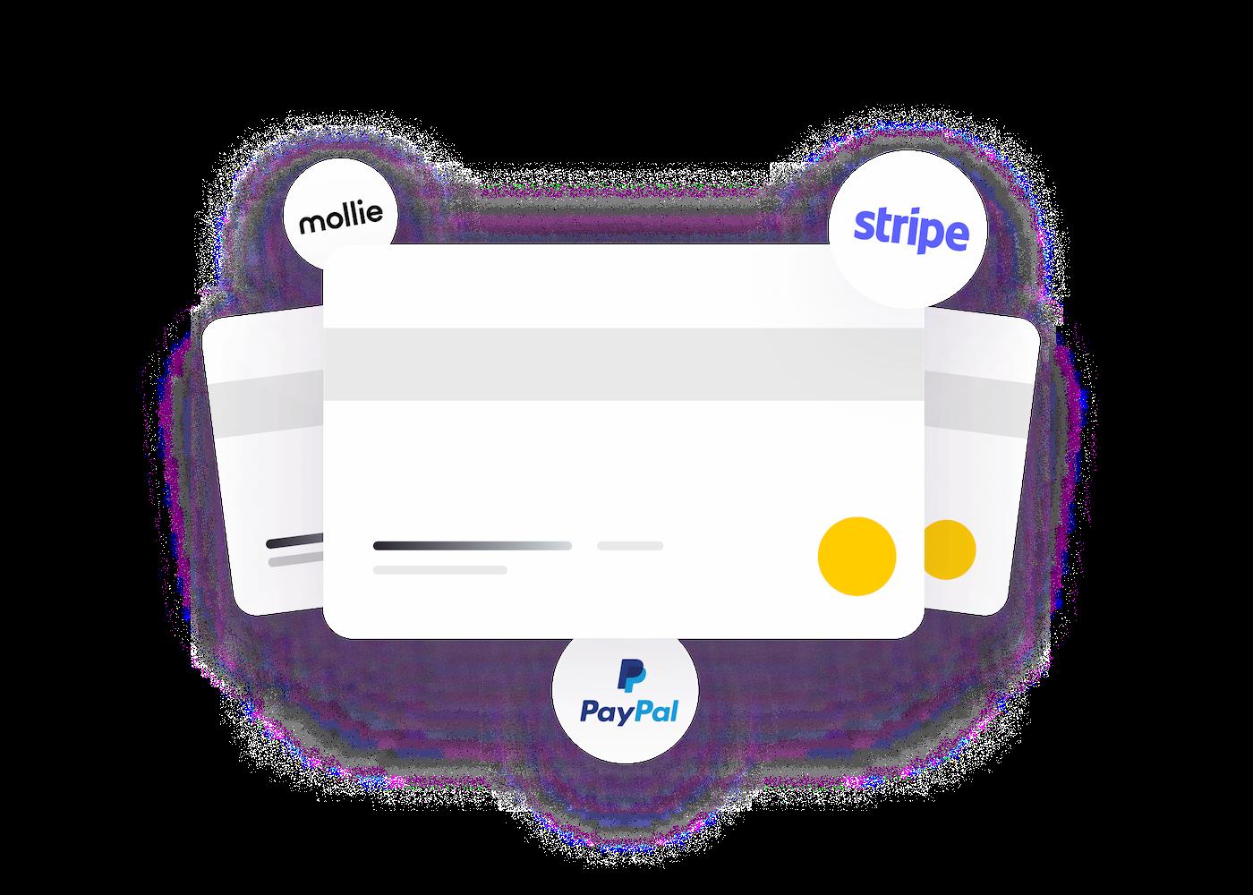 Illustration du processus de paiement sécurisé et rapide