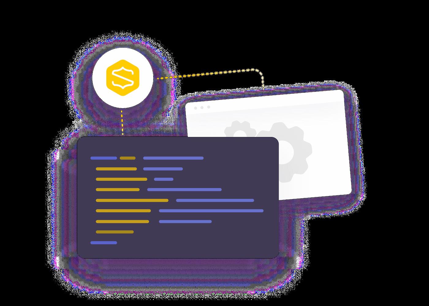 Illustration d'un API pour le e-commerce
