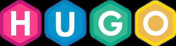 Hugo Static Site Logo