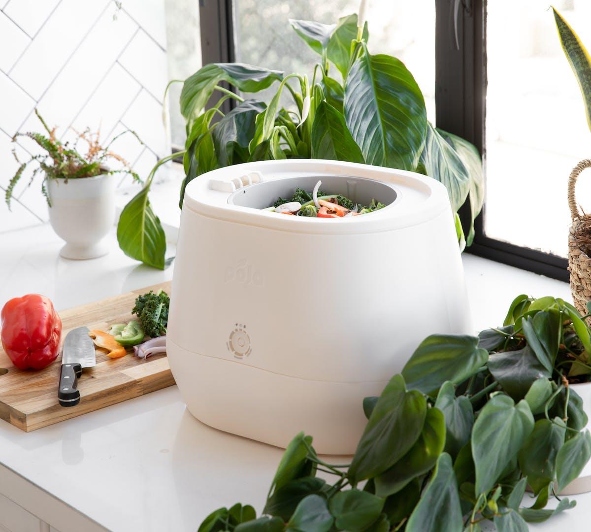 Lomi countertop composter