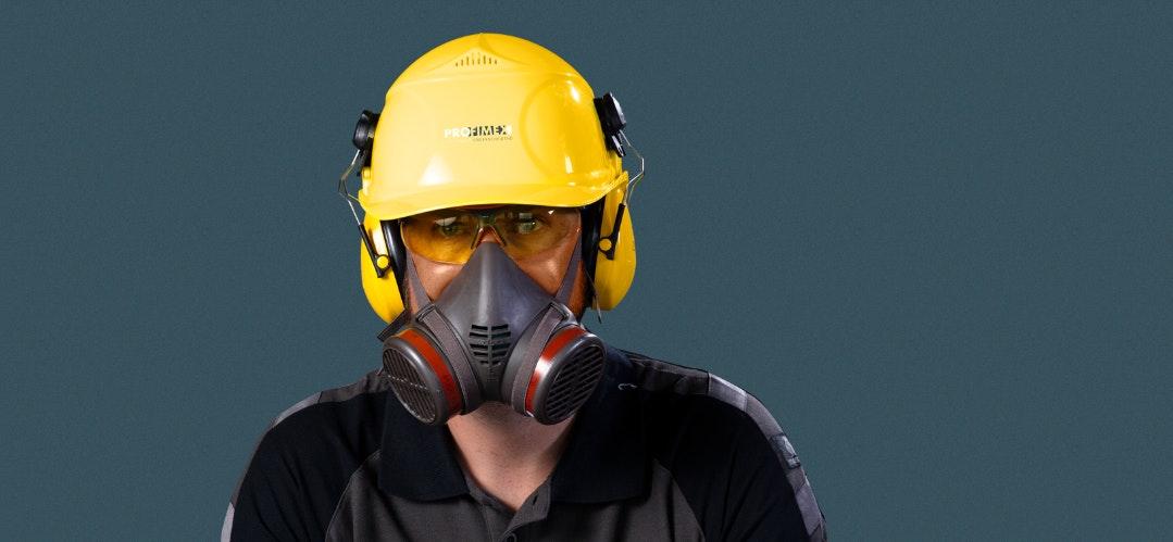persoonlijke bescherming helm