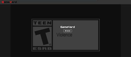 GameYard - A Yard for Games