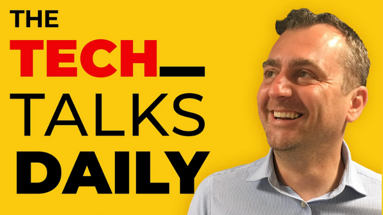 THE TECH TALKS DAILY PODCAST GETS SURREAL