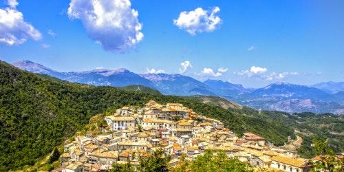 Cammino Calabria Day4