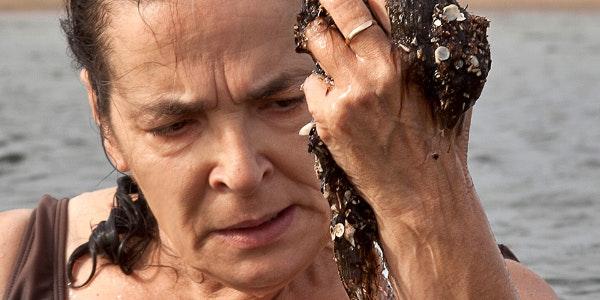 Chiara Vigo in mare