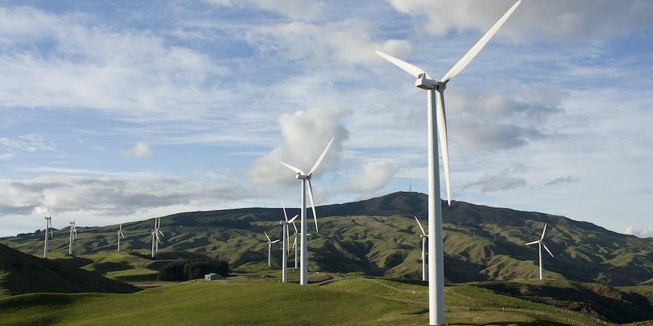 wind farms in manawatu