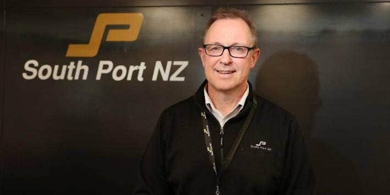 South Port CEO Nigel Gear