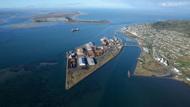 Cover Image for South Port CEO:  Hydrogen could be 'massive' for Southland economy