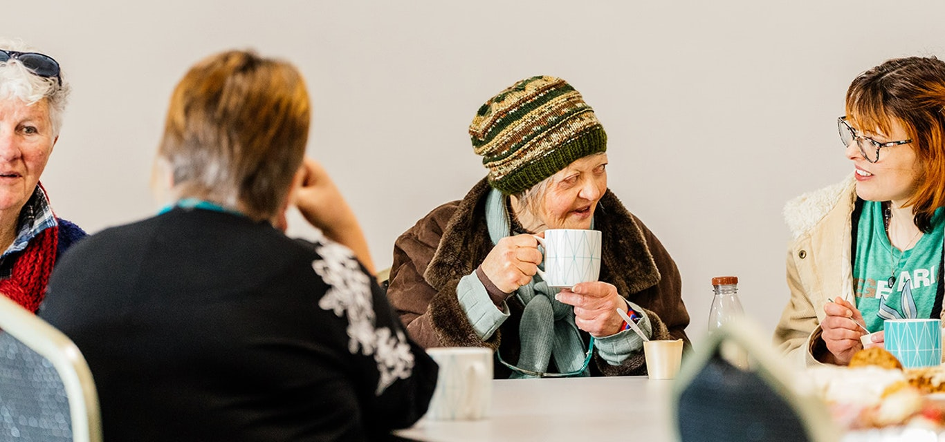 Care Beyond Care support group