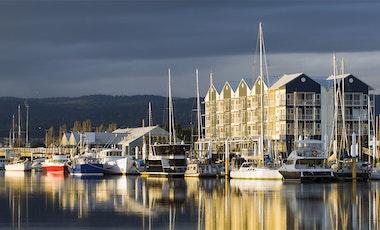 Launceston waterfront