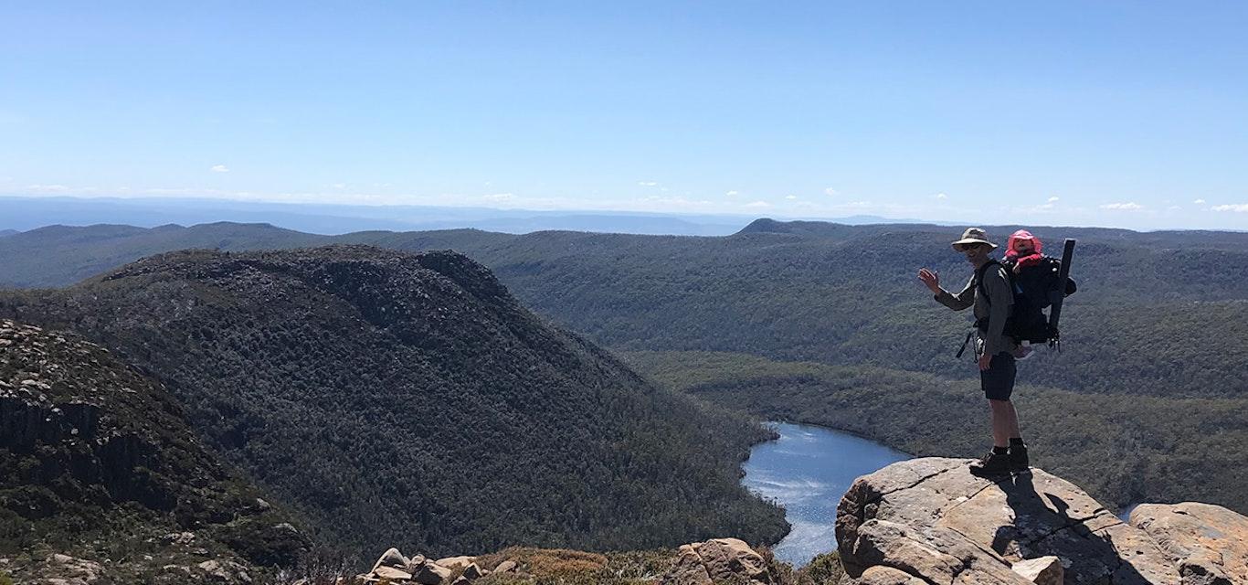 View from Tarn Shelf