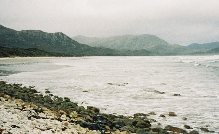 Prion Beach.