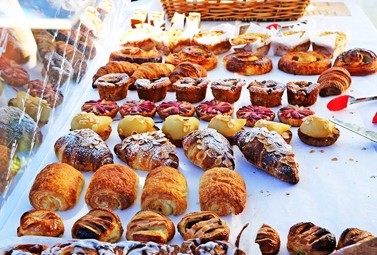 Delicious treats at Bream Creek Farmers Market