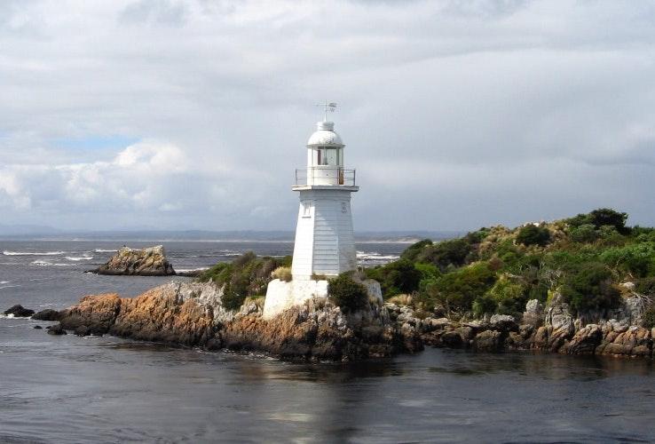 Hells Gates on Tasmania's west coast