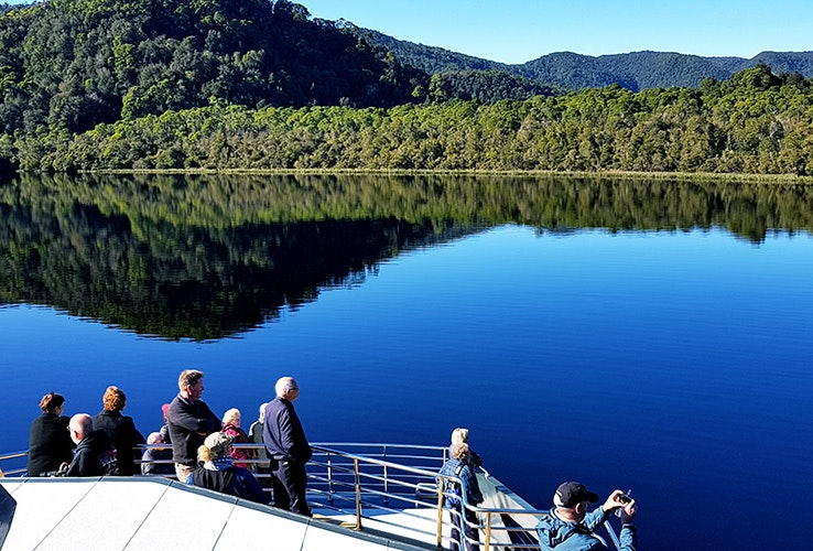 Reflections on the Gordon River