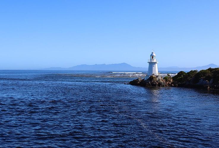 Lighthouse at Hells Gates