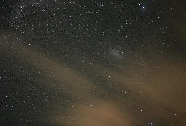 Stars above Scamander
