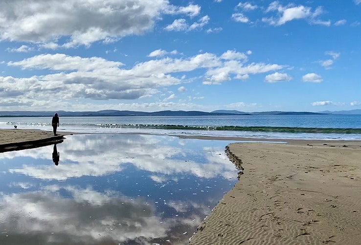 Reflections at Acton Creek, Seven Mile Beach