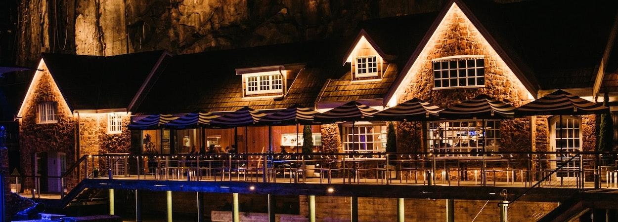 Penny Royal Restaurant in Launceston