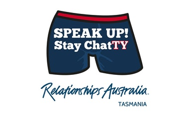 SPEAK UP! Stay ChatTY logo